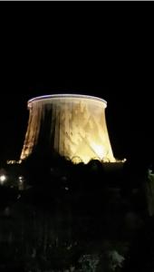 Kühlturm des SNR-300 Kalkar