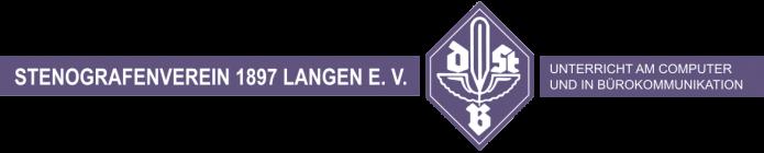 Stenografenverein 1897 Langen E. V.